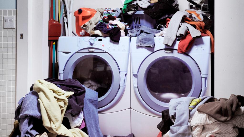 توقف ماشین لباسشویی سامسونگ