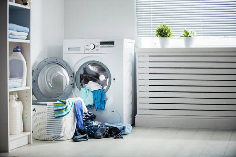 جمع شدن آب و عدم تخلیه آن در لباسشویی سامسونگ