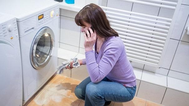 ریست کردن ماشین لباسشویی سامسونگ