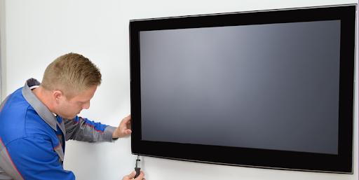 تعمیر کم نور شدن تلویزیون سامسونگ