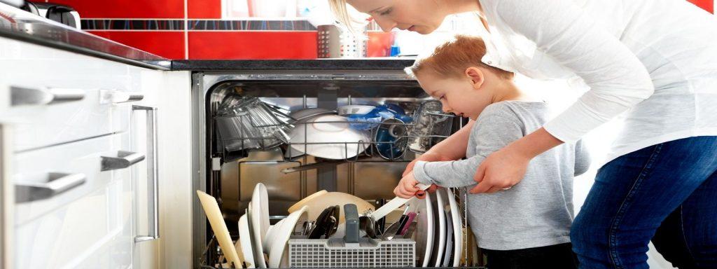 عیب یابی ماشین ظرفشویی سامسونگ